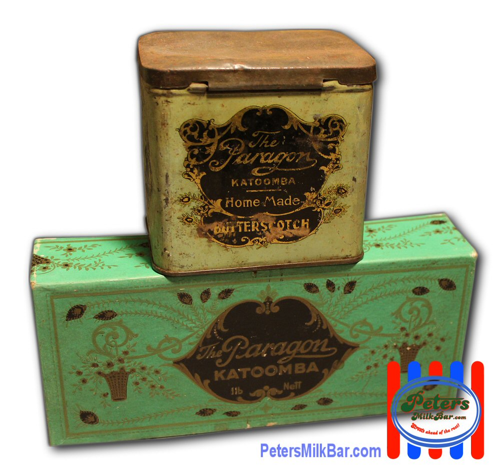 Paragon Katoomba Chocolate Box & Tin