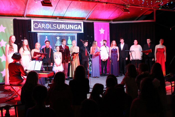 Urunga Carols Stage Show 2013