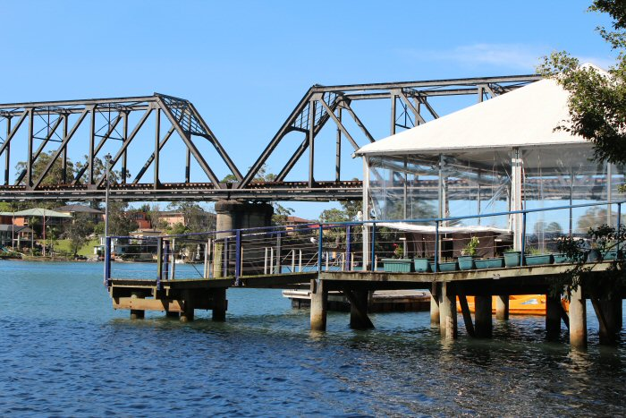 Urunga NSW Anchors Wharf Cafe