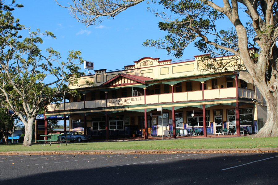 Urunga NSW Ocean View Hotel