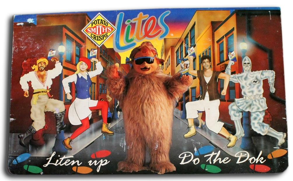Gobbledok Poster Do the Dok