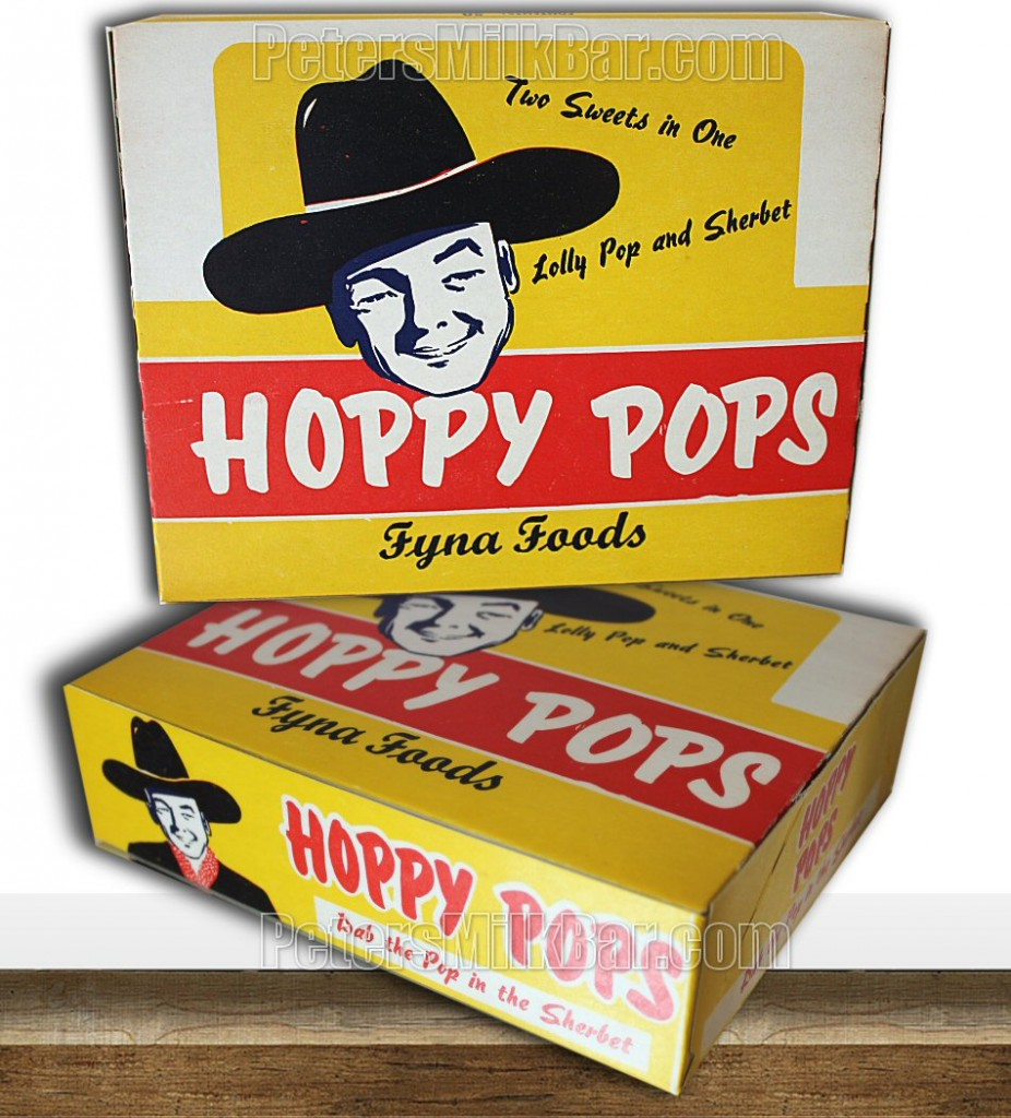 Hoppy Pops Display Box