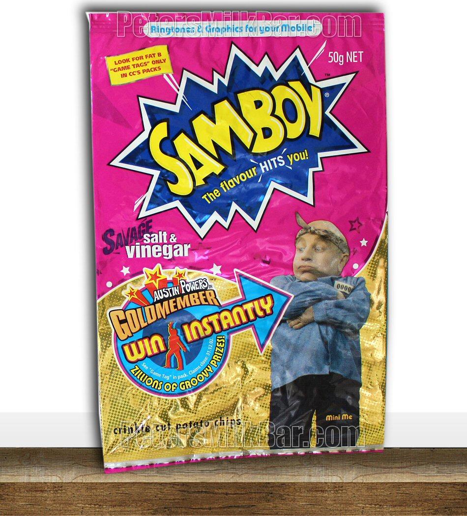 Samboy Vintage Salt N Vinegar GoldMember Chips – Peter's ...