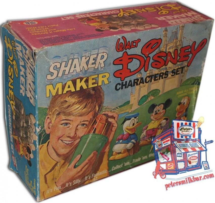 Shaker Maker Vintage Disney