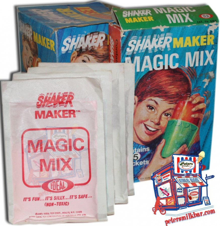 Shaker Maker Vintage Magic Mix
