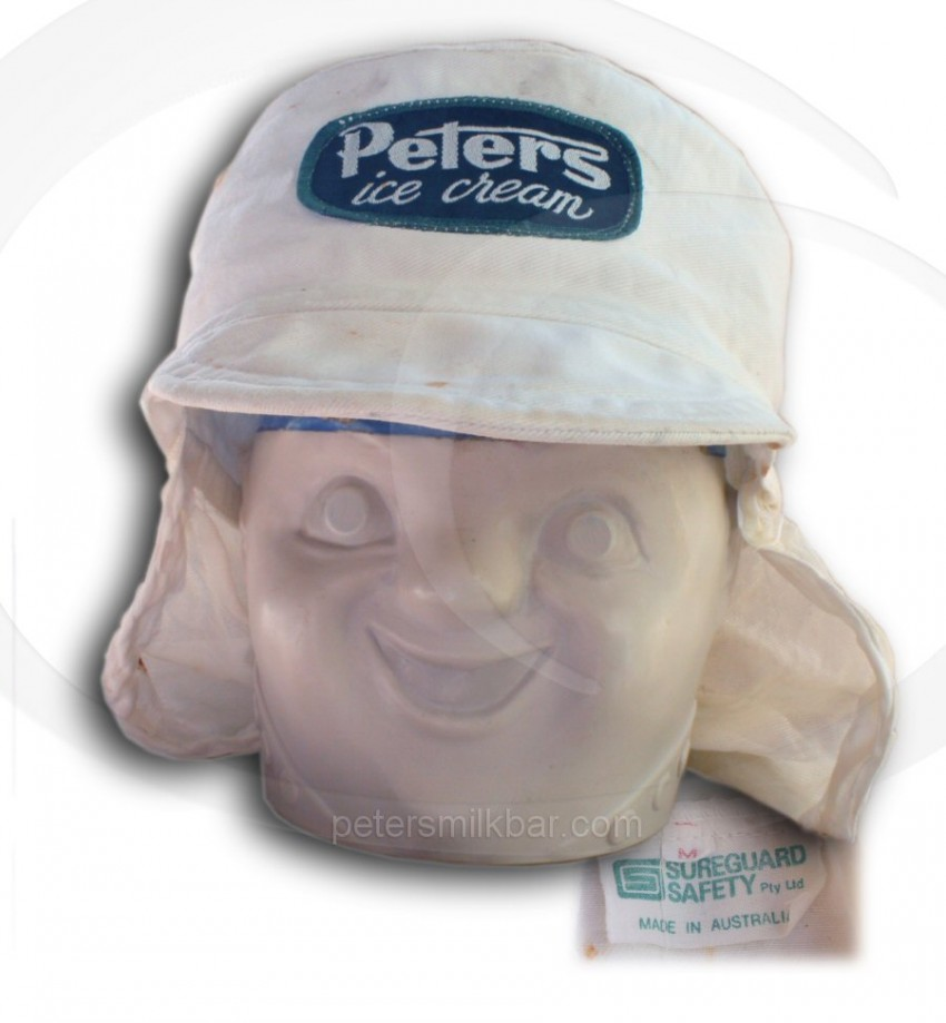 Peters Icecream Factory Cap Workers