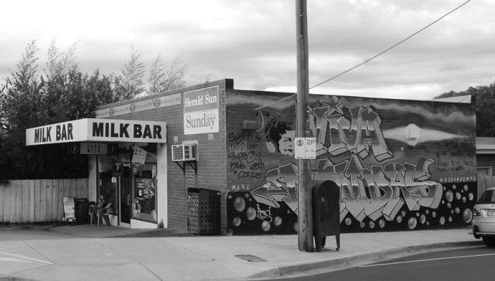 Wantirna MilkBar Melbourne