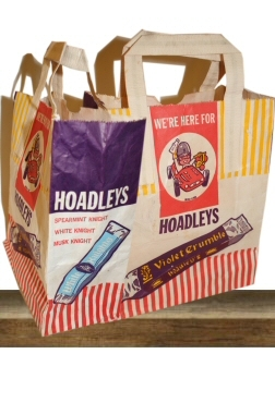 Hoadleys Vintage Show Bag