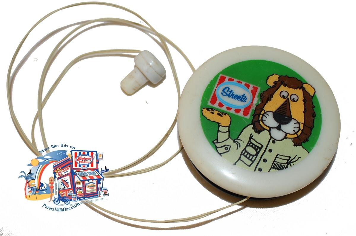 Paddle Pop AM Vintage Radio