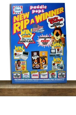 Streets Rip a Winner Paddle Pop Featured